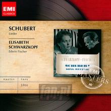 Schubert, F. Lieder - Elisabeth Schwarzkopf