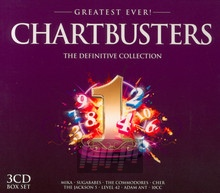 Greatest Ever Chartbusters - Greatest Ever