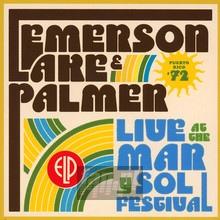 Live At The Mar Y Sol Festival '72 - Emerson, Lake & Palmer