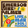 Live At The Mar Y Sol Festival '72 - Emerson, Lake & Palmer