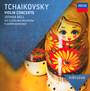 Tchaikovsky: Violin Concerto/Serenade - Leonard Slatkin