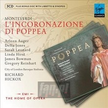 L'incoronazione Di Poppea - C. Monteverdi