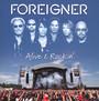 Alive & Rockin - Foreigner