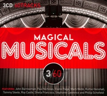 Magical Musicals - 3CD / 60tracks