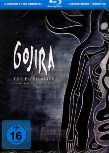 Flesh Alive - Gojira