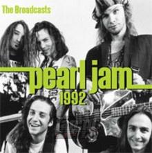1992 Broadcasts - Pearl Jam