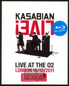 Velociraptor! - Live At The O2 - Kasabian