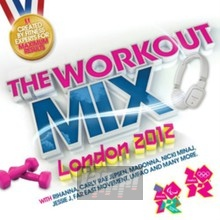 Work Out Mix-London 2012 - V/A
