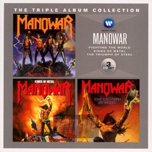 The Triple Album Collection - Manowar