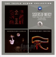 The Triple Album Collection - The Sisters Of Mercy