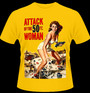 Classic Vintage Poster _Ts80334_ - Attack Of The 50ft Woman