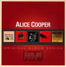 Original Album Series - Alice Cooper