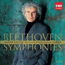 Beethoven: Complete Symphonies - Sir Simon Rattle