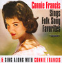 Sings Folk Songs Favorites & Sing Along With Connie Francis - Connie Francis