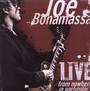 Live From Nowhere In Particular - Joe Bonamassa