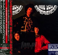 Are You Experienced? - Jimi Hendrix