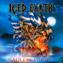 Alive In Athens - Iced Earth