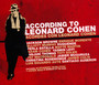 According To Leonard Cohen - Tribute to Leonard Cohen