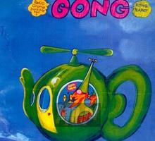 Flying Teapot - Gong