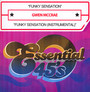 Funky Sensation/Funky Sensation Instrumental - Gwen McCrae