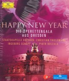 Happy New Year 2013 - Christian Thielemann / Piotr Beczala / Schopf Ingeborg