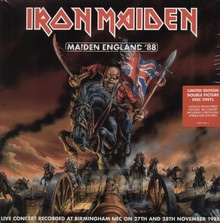 Maiden England - Iron Maiden