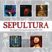 Complete Max Cavalera Collection - Sepultura