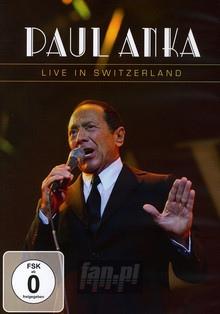 Live In Switzerland - Paul Anka