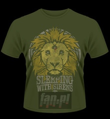 Lion Crest _Ts80334_ - Sleeping With Sirens