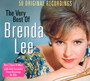 Very Best Of 2CD, 50 Tracks - Brenda Lee