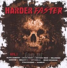Harder & Faster vol. 1 - Harder & Faster