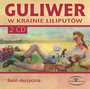 Guliwer W Krainie Liliputów - Bajka