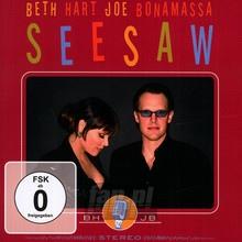 Seesaw - Beth Hart / Joe Bonamassa