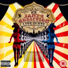 Live In NYC - Jane's Addiction