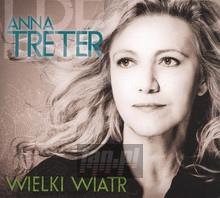 Wielki Wiatr - Anna Treter