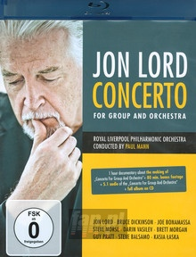 Concerto For Group & Orchestra - Jon Lord