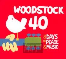 Woodstock 40 Years On: Back To Yasgur's Farm - Woodstock