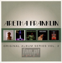 Original Album Series 2 - Aretha Franklin