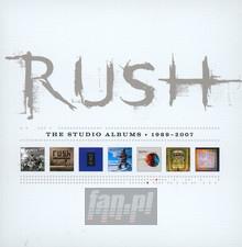 Studio Albums 1989-2007 - Rush