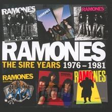 Sire Years 1976-1981 - The Ramones