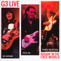 Live: Rockin'in The Free World - G3