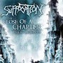 The Close Of A Chapter (White Vinyl W/Blue Splatter) - Suffocation