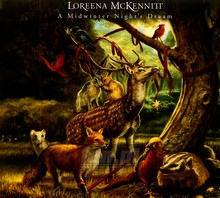 A Midwinter Night's Dream - Loreena McKennitt