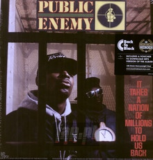 It Takes A Nation Of Millions - Public Enemy