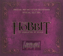 The Hobbit 2 - The Desolation Of Smaug  OST - Howard Shore