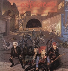 Troops Of Tomorrow - The Exploited