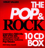 The Pop & Rock 10cd Box - V/A