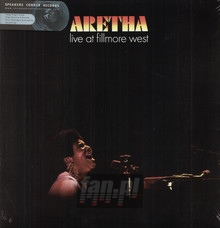 Live At Fillmore West - Aretha Franklin