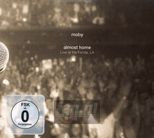 Almost Home: Live At The - Moby