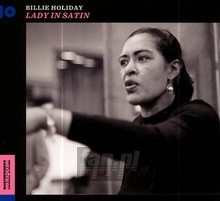 Lady In Satin - Billie Holiday